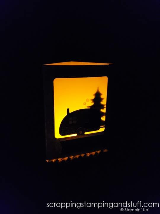 July 2021 Paper Pumpkin The Adventure Begins Card Kit And Alternative Ideas - Paper Lantern