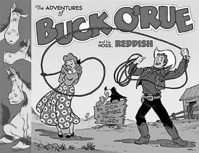 Buck O'Rue