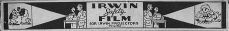Scrappy Irwin Safety Film