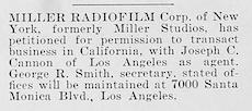 Miller Radio