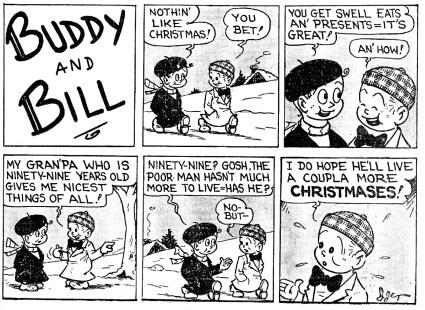 Buddy and Bill