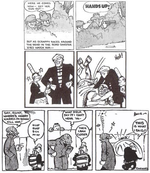 Eisner comparison
