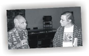 Richard Huemer and Mark Kausler