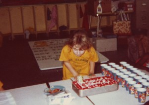 My 6th Birthday