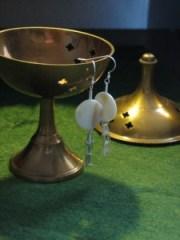 Pearl Drizzle Earrings