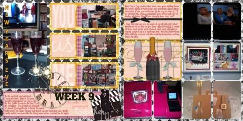 Week 9, Dec 29, 2012 to Jan 4, 2013