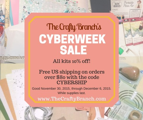 CyberWeek Sale