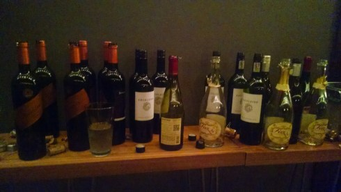 Our wines, the real reason for the event!