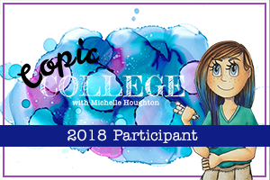 Copic College 2018 Participant Badge