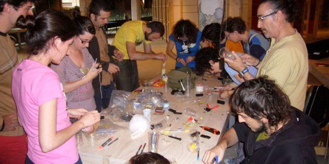 Intermediae, Matadero, Madrid, Spain, June 14-23, 2007
