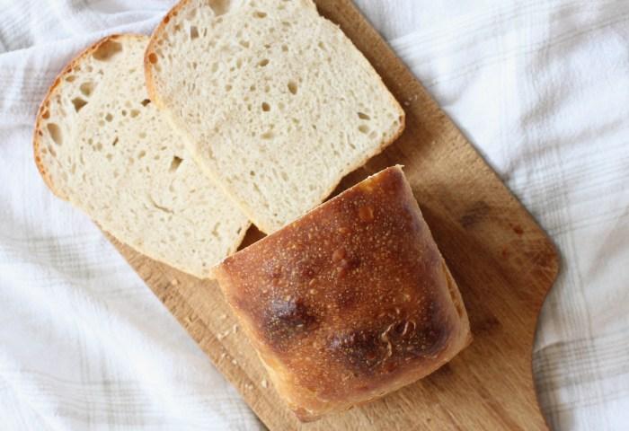 Sourdough Sandwich Bread Scratch Eats