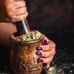 Thandai Holi Food Photography Styling