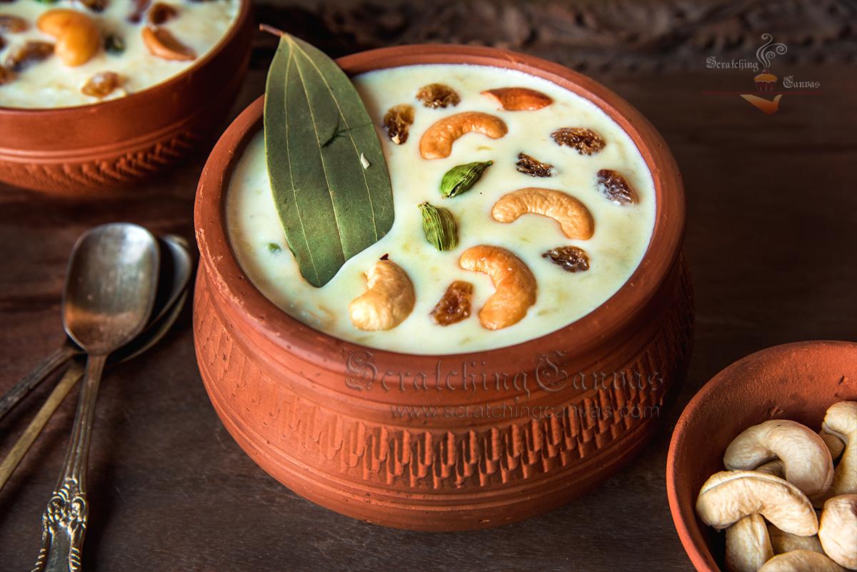 Ranga Aloo er Payesh Recipe Video