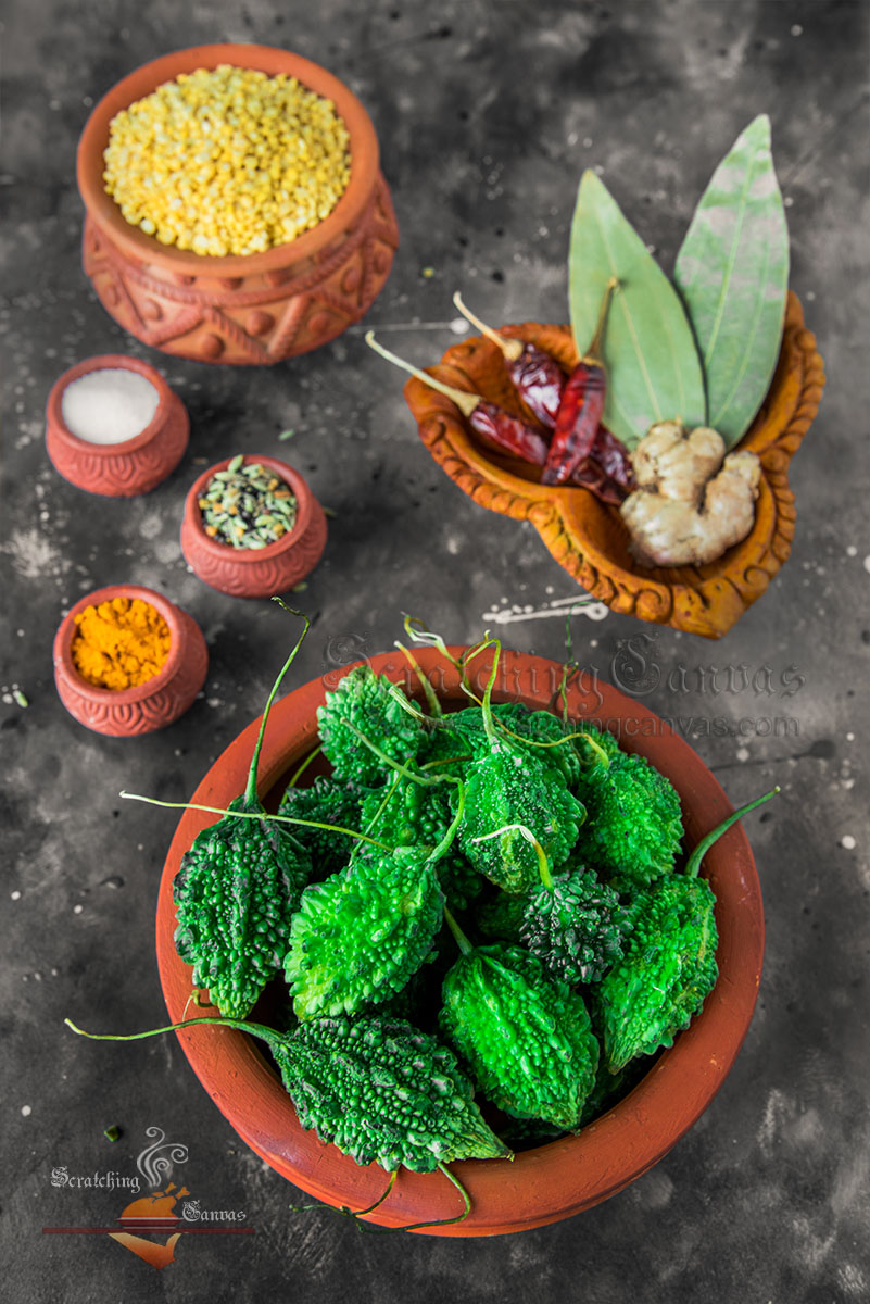 Bengali Food Styling Photography