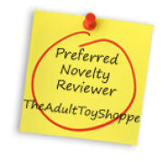 I'm now reviewing sex toys for the Adult Toy Shoppe