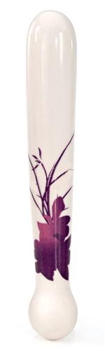 Violet stunning ceramic sex toy from Australian company Goldfrau