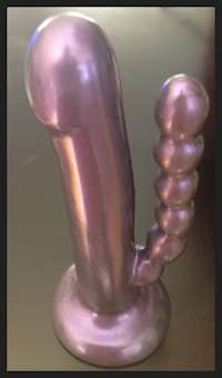 Flex Double Penetration Dildo