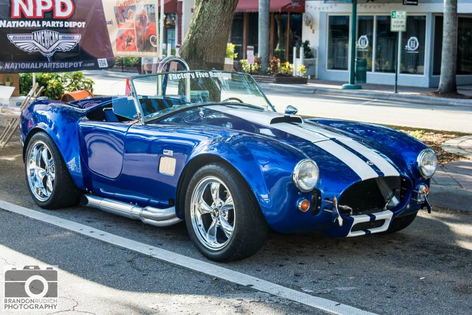 The Life of Carroll Shelby