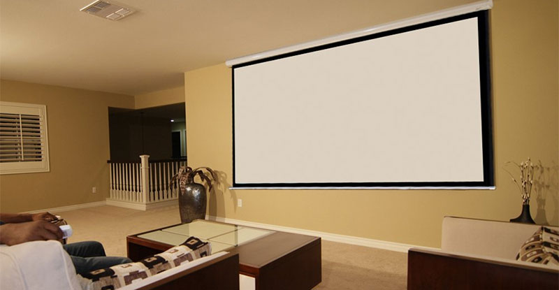 Home Theater Projector Screen Buying Guide