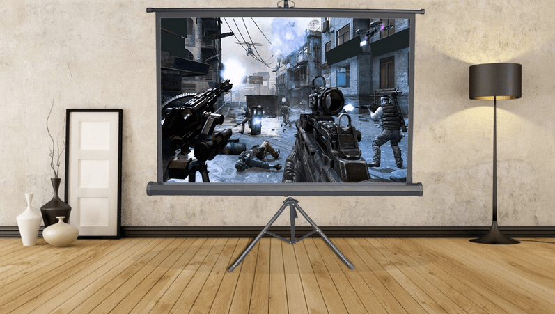 Reviews of the Top 3 Best Tripod Projector Screen