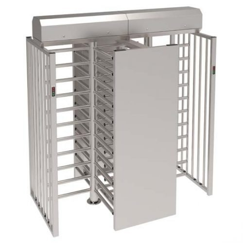 SESAME TWIN - Full Height Turnstile Gate