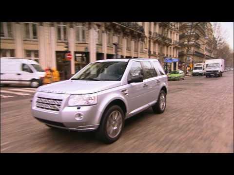 Land Rover – Freelander Stop Start