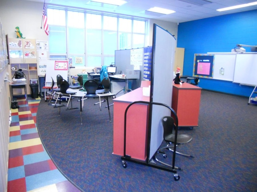 Ideas For Your Classroom-Screenflex Portable Walls