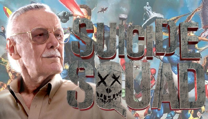 Stan Lee Responds To Suicide Squad Director David Ayer