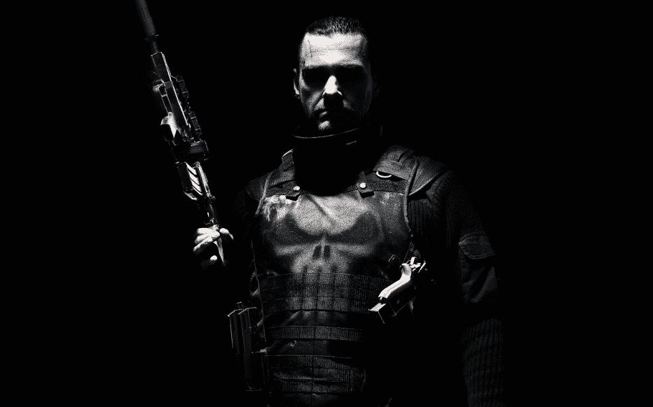 Dolph Lundgren Punisher