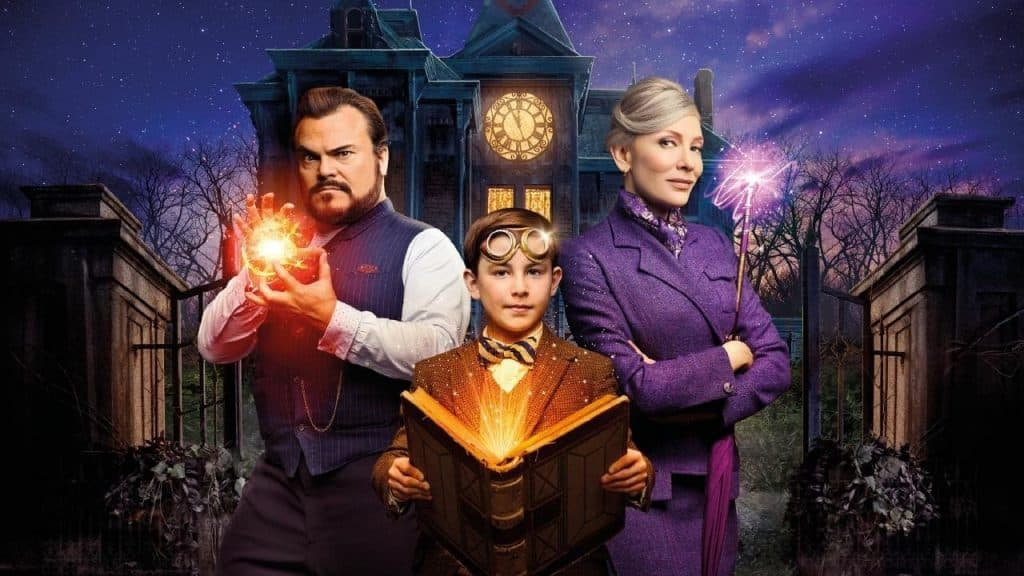 Image result for The House with a Clock in Its Walls (2018)
