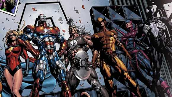 Image result for dark avengers