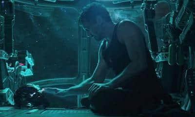 Avengers Infinity War Promotional Art Reveals Iron Man