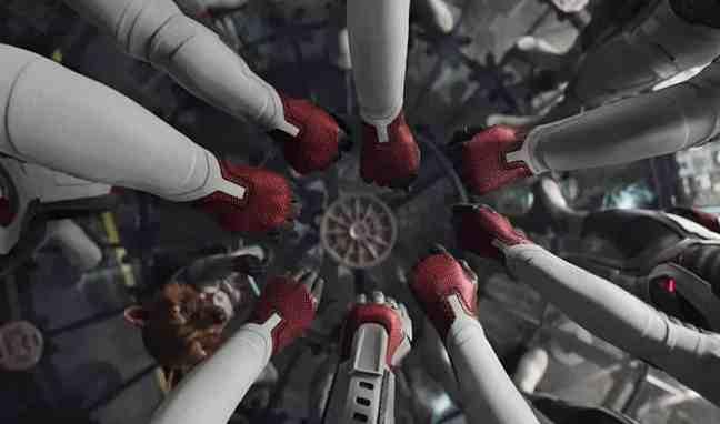 Image result for avengers endgame time travel