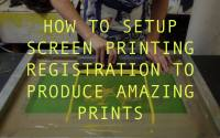 screenprinting registration main image