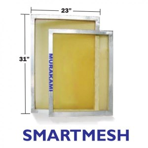 "Murakami Smartmesh 23""X31"" Aluminum Frame Screens"