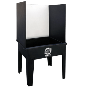 Screen Printing Washout Booths & Filtration Systems
