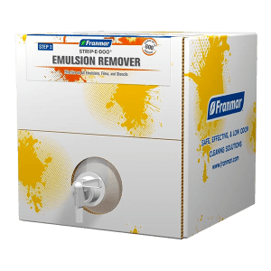 Emulsion Removers