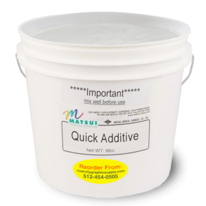 Matsui Water Base Additives