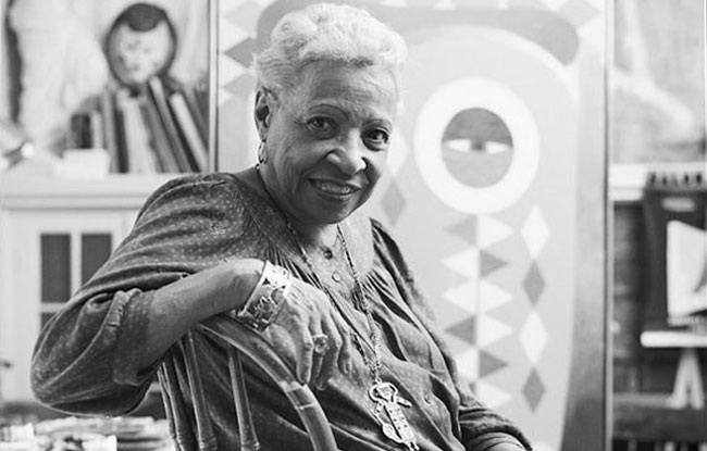 Lois Mailou Jones Retrospective At Museum Of Fine Arts