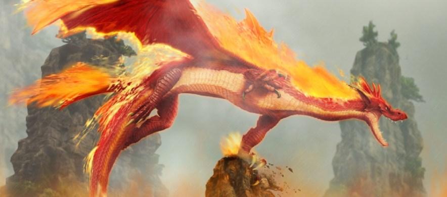 fire dragon screensaver screensavergift com