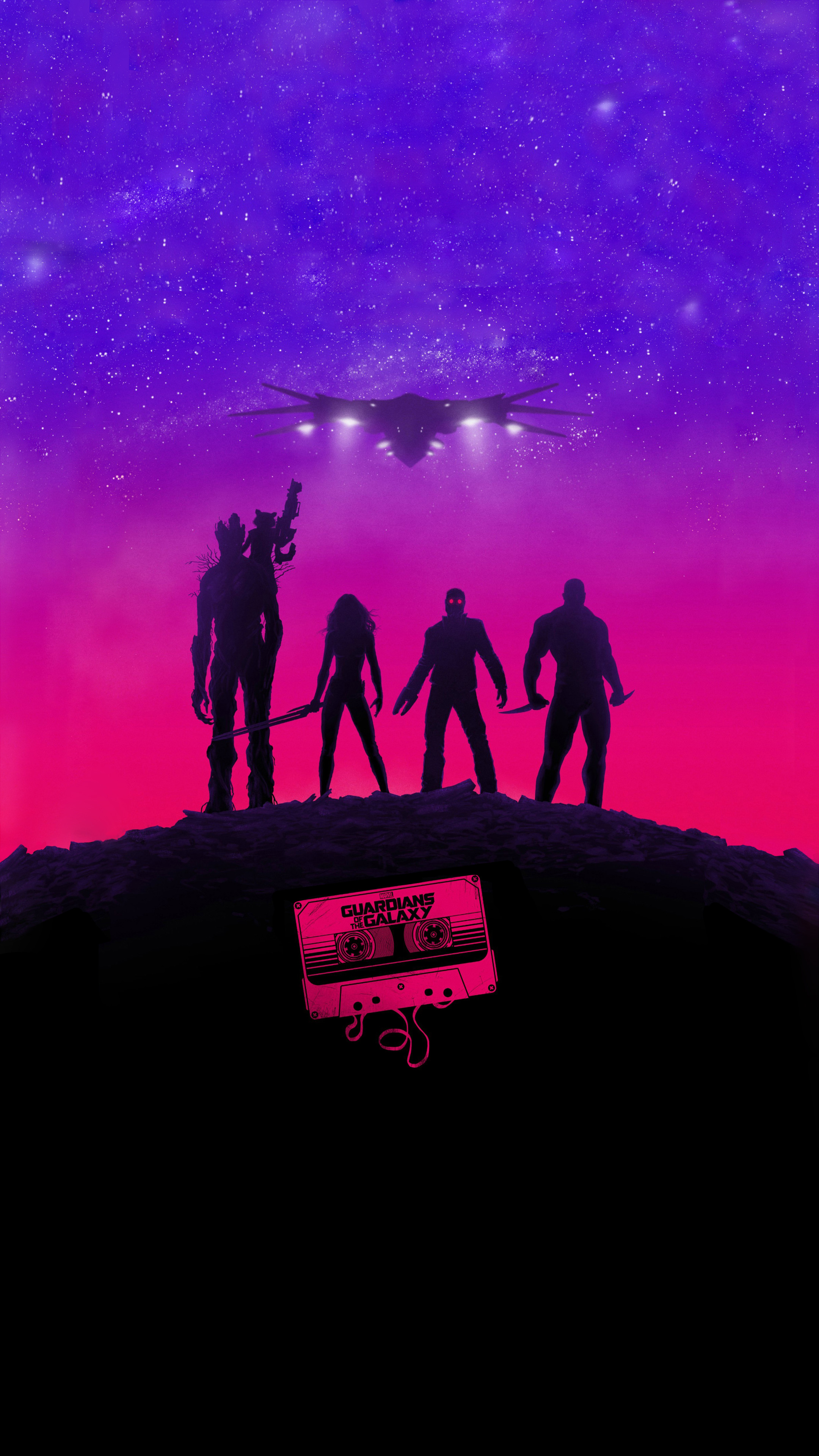 Guardians of the Galaxy     ScreenSavers com Guardians of the Galaxy