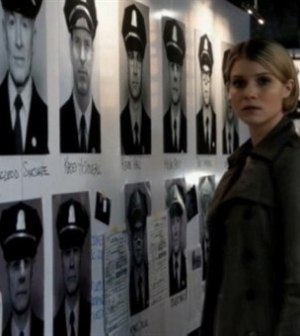 Sarah Jones as Detective Rebecca Madsen. Image © ABC Television Network