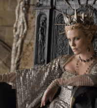 Charlize Theron in Snow White and the Huntsman. Photo: Alex Bailey © 2012 Universal Studios.