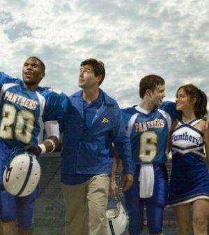 The cast of NBC'S Friday Night Lights. Image ©  NBC Universal