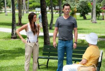 Burn Notice - Odd Man Out