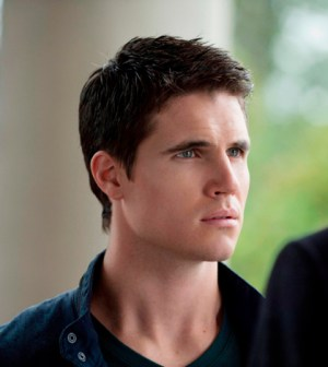 Robbie Amell as Stephen Jameson. Photo: Cate Cameron/The CW
