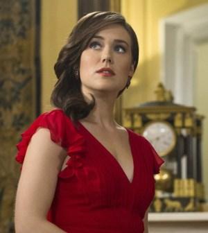 Pictured: Megan Boone as Elizabeth Keen -- Photo by: Virginia Sherwood/NBC