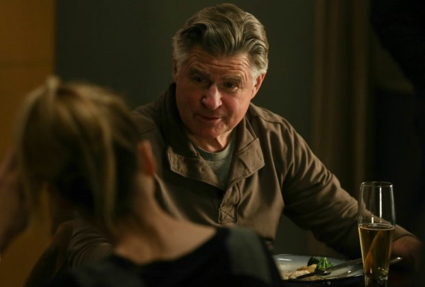 Pictured: Treat Williams as Benny Severide -- (Photo by: Elizabeth Morris/NBC)