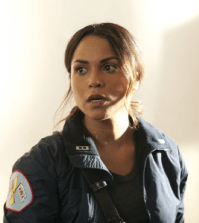 Monica Raymund as Dawson. Image © NBC