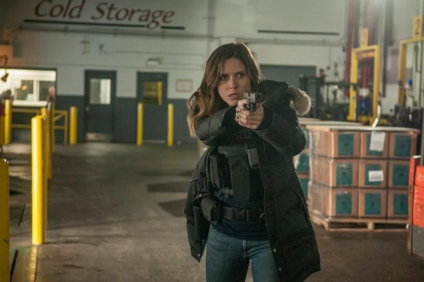 Pictured: Sophia Bush as Erin Lindsay -- (Photo by: Matt Dinerstein/NBC)